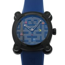 Romain Jerome Titanium Automatic Blue No numerals 46mm new Moon-DNA