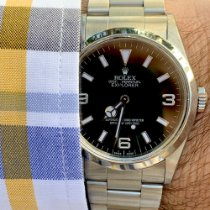 Rolex Explorer Steel 36mm Black Arabic numerals United States of America, Florida, Coral Gables