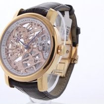 Aerowatch Renaissance Red gold 45mm Arabic numerals