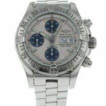 Breitling Steel Automatic 42mm pre-owned Superocean