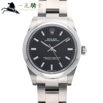 Rolex 177200 Steel Oyster Perpetual 31 31mm pre-owned