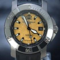 Baume & Mercier Capeland Titanium 45mm Yellow No numerals