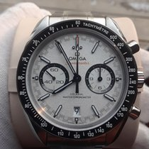Omega Speedmaster Racing Steel White No numerals United States of America, Connecticut, NORWICH