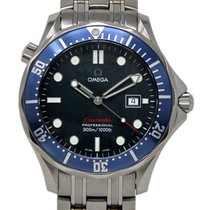 Omega 2221.80.00 Steel 2003 Seamaster Diver 300 M 41mm pre-owned United States of America, Florida, 33132