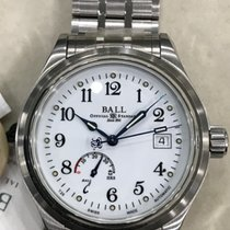 Ball Trainmaster NM1056D-SAJ-WH new