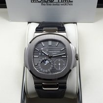 Patek Philippe 5712G 18K White Gold Nautilus [NEW]