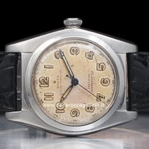 Rolex Oyster Perpetual Ovetto Bubbleback  Watch  2940