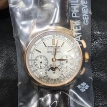 Patek Philippe Rose gold Manual winding new Perpetual Calendar Chronograph