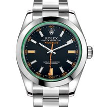 Rolex Milgauss Steel 40mm Black United Kingdom, London