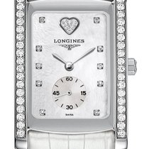 Longines DolceVita Steel 26.3mm Mother of pearl United States of America, New York, Airmont