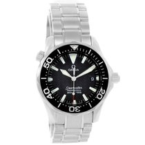 Omega Seamaster Midsize 300m Steel Mens Watch 2262.50.00
