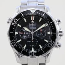 Ωμέγα (Omega) Seamaster Diver 300 M Chronograph Box & Papers