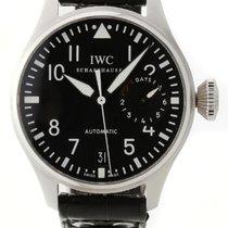 IWC Big Pilot 46mm Negro
