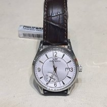 Philip Watch Sunray Steel 38mm Silver