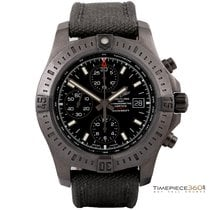 Breitling Colt Chronograph Automatic 44mm Black Steel