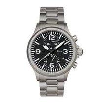 Sinn 756 Duochronograph bracelet NEW