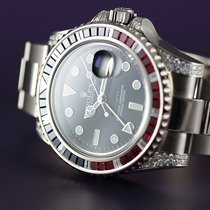 Rolex 116759SARU Vitguld GMT-Master II