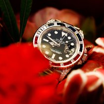 Rolex 116759SARU Or blanc 2016 GMT-Master II nouveau