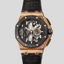 Audemars Piguet Royal Oak Offshore 44mm pink gold Tourbillon...