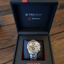 TAG Heuer Carrera Calibre 16, Senna Limited Edition