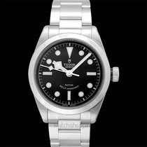 Tudor Heritage Black Bay 36 Black Steel 36mm - 79500-0001