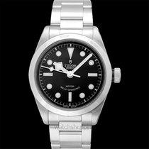 Tudor Heritage Black Bay 36 Black Steel 36mm - 79500-0001