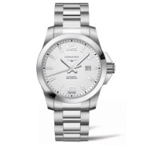 Longines Steel 43mm Automatic L3.778.4.76.6 new United States of America, New York, New York