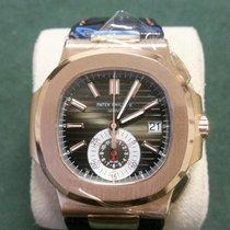 Patek Philippe Nautilus Chrono Rose Gold - 5980r