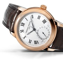 Frederique Constant 42mm Automatic new Manufacture Classic Silver