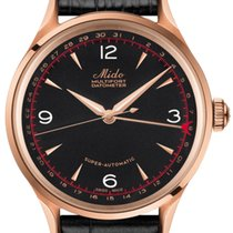 Mido Rose gold Automatic 40mm new Multifort