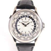 Patek Philippe World Time 37mm Witgoud