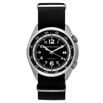 Hamilton Khaki Pilot Pioneer new Automatic Watch with original box and original papers H76455933