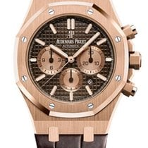 Audemars Piguet Rose gold 41mm Automatic 26331OR.OO.D821CR.01 new United States of America, New York, New York