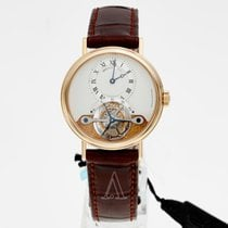 Breguet Yellow gold Manual winding 35mm Classique Complications