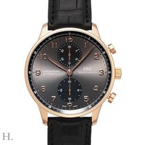 IWC Rose gold 40.9mm Automatic IW371482 new