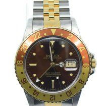 Rolex Gold/Steel 40mm Automatic 16753 pre-owned United States of America, New York, New York