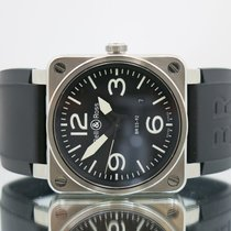 Bell & Ross Steel 42mm Automatic BR 03-92 pre-owned