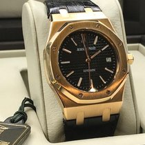 Audemars Piguet 15300OR.OO.D002CR.01 Rose gold 2010 Royal Oak Selfwinding 39mm new