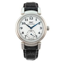 IWC Steel 40.4mm Automatic IW358101 new