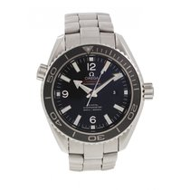Omega Seamaster Planet Ocean 232.30.38.20.01.001 2009 pre-owned
