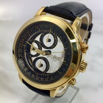 Quinting Yellow gold 44mm Quartz pre-owned