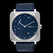 Bell & Ross BR S 39mm Blue United States of America, California, San Mateo
