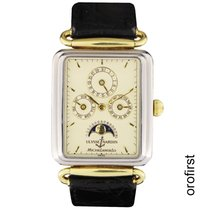 Ulysse Nardin pre-owned Manual winding 29mm White Sapphire crystal