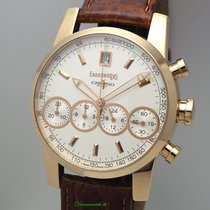Eberhard & Co. 30058 Rose gold Chrono 4 40mm pre-owned