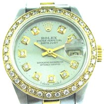 Rolex Lady-Datejust Gold/Steel 26mm Grey United States of America, California, West Hollywood