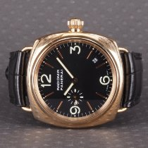 Panerai Rose gold 40mm Automatic PAM 00103 pre-owned