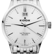 Edox Les Vauberts 63002 3 AIN new