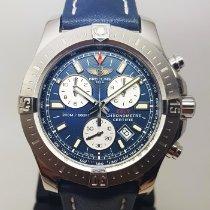 Breitling Colt Chronograph Acier 44mm Bleu Sans chiffres France, LYON - Tassin La Demi Lune