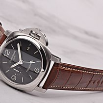 Panerai Luminor 1950 3 Days GMT Automatic PAM 00320 pre-owned