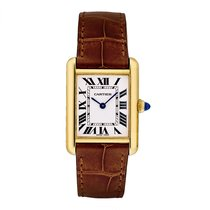 Cartier W1529856 Yellow gold Tank Louis Cartier 29.5mm new United States of America, Florida, Miami